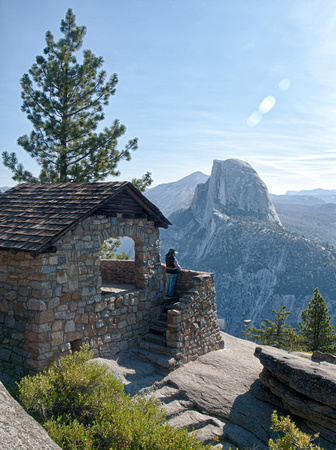 Half Dome Overlook